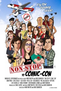 Non Stop to Comic Con w/Harvey Pekar's Teo Mercero @ Guild Cinema | Albuquerque | New Mexico | United States